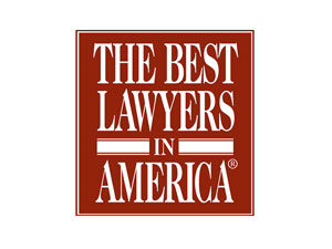 Based entirely on peer-review, attorneys are selected to the list of Best Lawyers in America by gaining the respect of their fellow legal professionals through proven skill and expertise in their field of practice.