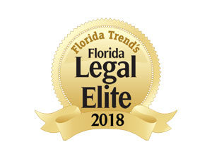 "An elite roster of legal professionals nominated and selected by peer review. Attorneys are instructed to nominate others they would ""highly recommend"" to clients."